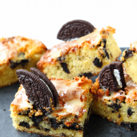 Blondies met Oreo