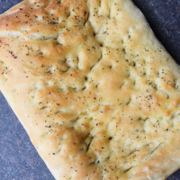 Homemade Foccacia