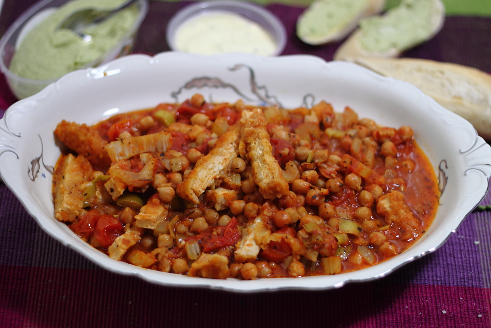Cassoulet met valess (vega)2